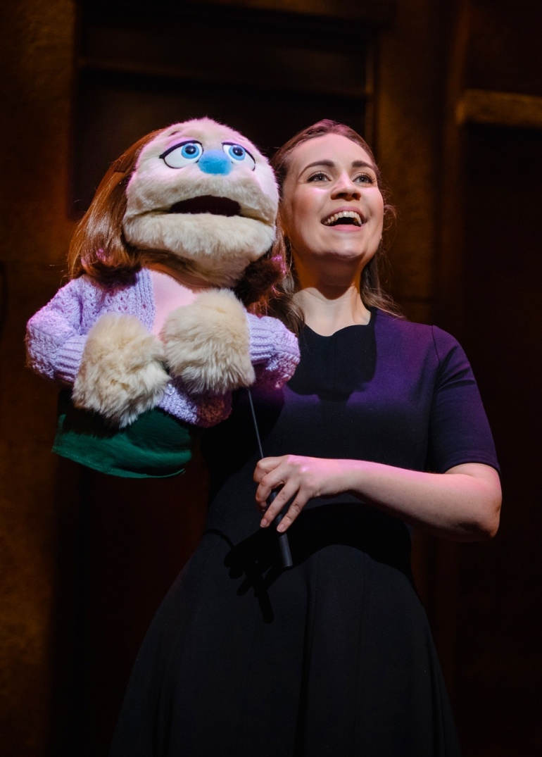 Cecily Redman as Kate Monster