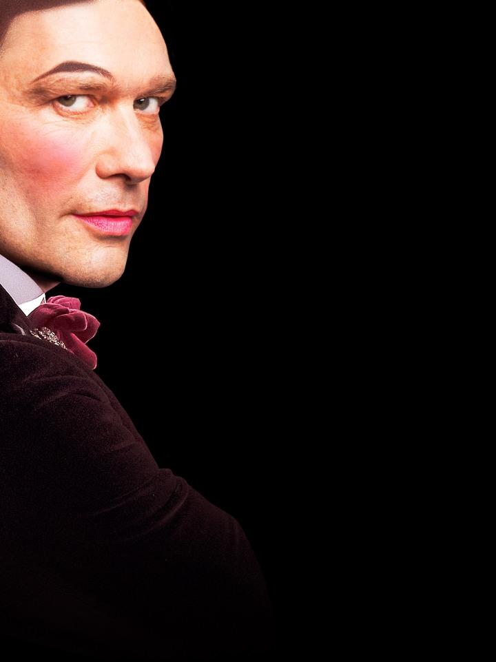 John Partridge - Emcee in Cabaret
