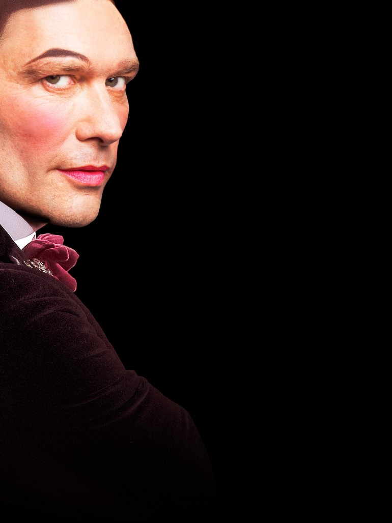 John Partridge - Emcee in Cabaret